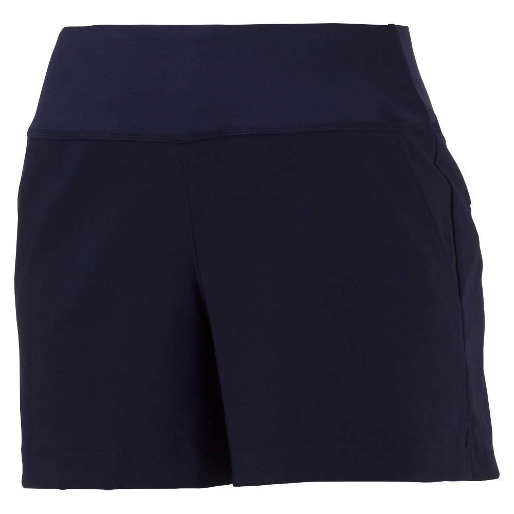 Puma Golf Women's 2019 Pwrshape Short, Peacoat, Large by PUMA