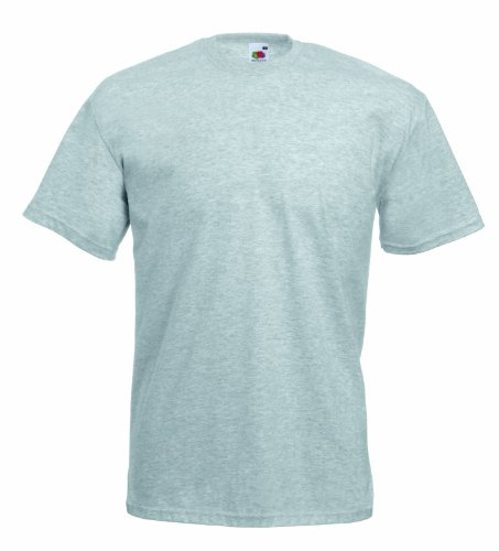 Fruit of the Loom Value T-Shirt M Heather