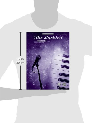 The Luckiest Pianovocalguitar Sheet Original Sheet Music