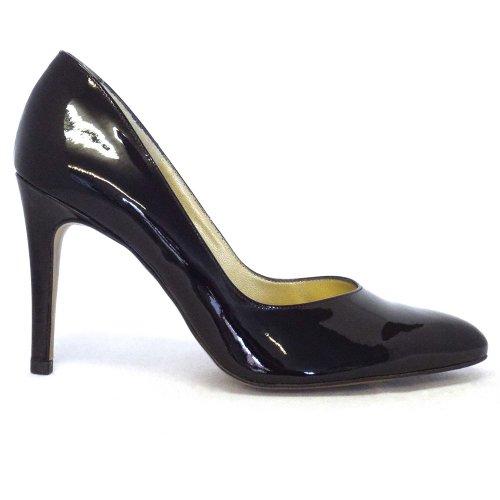 de Peter vestir charol BLACK PATN para mujer de Kaiser Zapatos qqErwpa