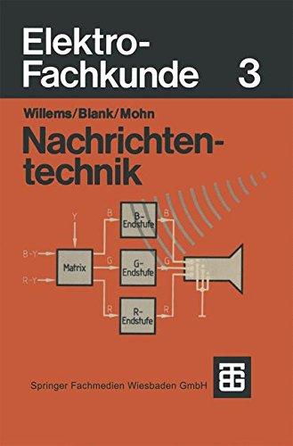Elektro-Fachkunde Bd.3, Nachrichtentechnik
