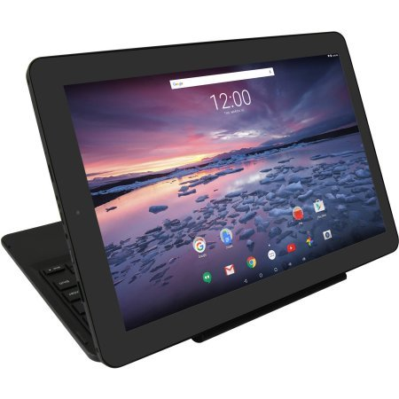 Pro12 with WiFi 12.2 Touchscreen Tablet PC Featuring Android 6.0 (Marshmallow) Operating System, Black