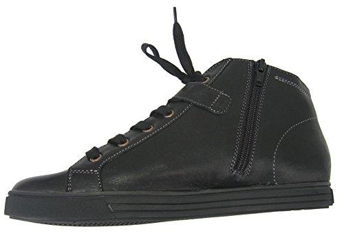 Semler C91091-030-001 Cris-Stf mujer Sneaker ancho H negro