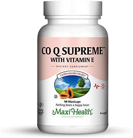 Maxi Co-Q Supreme, 90 Capsules