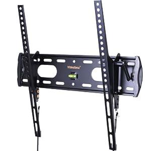 Amazon Com Videosecu Tv Wall Mount Tilt Low Profile Ultra