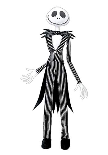 The Nightmare Before Christmas Poseable Jack Skellington Standing