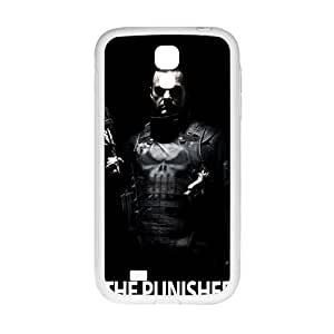 SANLSI The Punisher Cell Phone Case for Samsung Galaxy S4