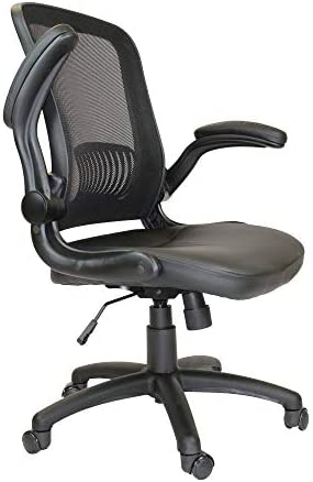 Office Factor Mid-Back Mesh Back Pu Seat Review