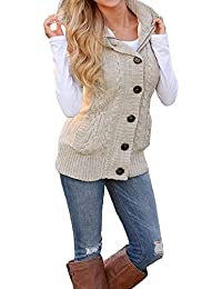 Amazon.com: Beige - Vests / Sweaters: Clothing, Shoes & Jewelry