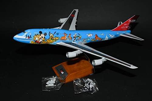 "1/200 JC wings JAL B747-400D JA8083 JALドリームエクスプレス""FAMILY""(金属製)"