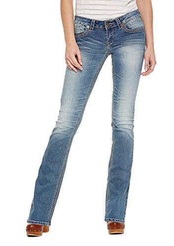 - Avery Low Rise Bootcut Jean