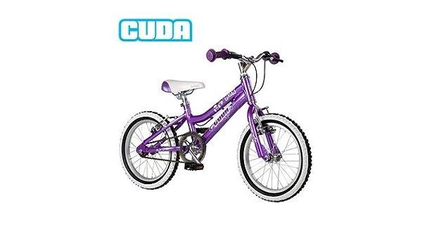 Barracuda - Bicicleta infantil (16