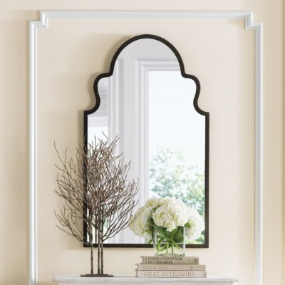 Brayden Arch Mirror - 24-1/2''W x 40-3/4''H - Grandin Road by Grandin Road