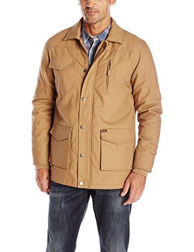 Wrangler Men's Barn Coat, Rawhide, X-Large ()