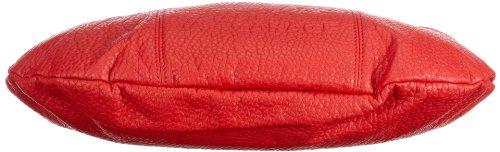 Frankie's Garage Banana Bag S211178-040 - Bolso con asas para mujer Rojo