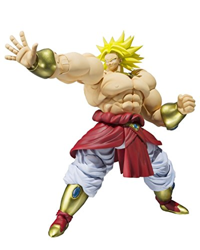 SDCC 2016 Bandai Dragon Ball Z Broly S.H. Figuarts (Premium Color Edition)