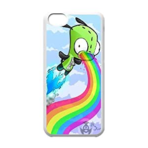 High Quality -ChenDong PHONE CASE- For Iphone 5c -Invader Zim Gir-UNIQUE-DESIGH 6