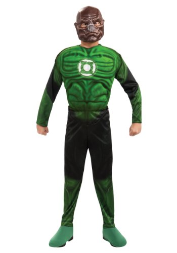Green Lantern Child's Deluxe Kilowog Costume with Muscle Chest