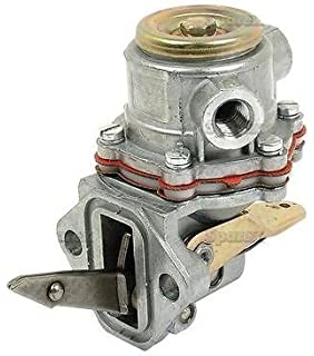 ECCPP Fuel Shut Off Solenoid Valve Fit for Ford Backhoe New Holland TractorFord Tractor Compatible with 83981012 RE54064 Cut Off Solenoid