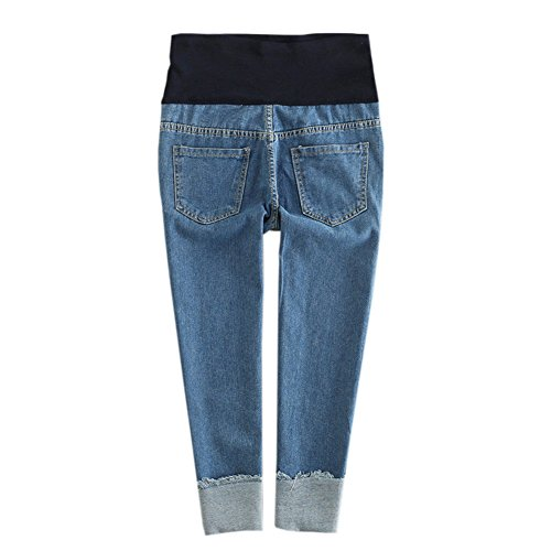 Leggings de Pantalon Xinvision Maigre lastiques Style18 Mom Dame Femmes maternit Jean IwIBp7qn