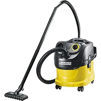 KARCHER 乾湿両用バキュームクリーナー 【送料無料】 (ケルヒャー) 1.348-201.0 WD5