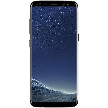 Samsung Galaxy S8 SM-G950UZKAXAA GSM/CDMA Factory Unlocked 64GB - US Warranty (Midnight Black)