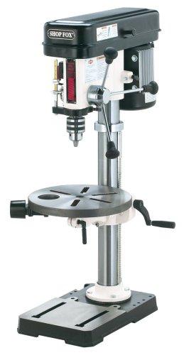 Shop Fox W1668 34-HP 13-Inch Bench-Top Drill PressSpindle Sander