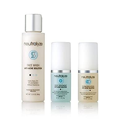 Neutralyze Moderate to Severe Acne Treatment with Mandelic Acid