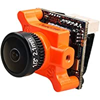 RunCam Micro Swift 2 FPV Camera 2.1mm Lens IR Blocked-Orange