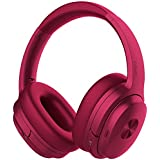COWIN SE7 Active Noise Cancelling Headphones Bluetooth Headphones Wireless Headphones Over Ear with Mic/Aptx, Comfortable Protein Earpads 30H Playtime, Foldable Headphones for Travel/Work - Purple