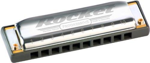 Hohner M2013BX-G Rocket Harmonica Boxed, Key of G