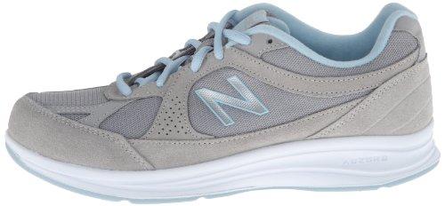 Eur 2e Balance Width Chaussures Silver 887 40 New Femmes CBqvwXOX