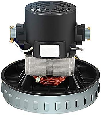 Nrpfell Motor de Aspiradora Universal 220V 1200W DiáMetro de 130 Mm para Karcher Midea Rowenta Piezas de VacíO Motor de Alambre de Cobre: Amazon.es: Hogar