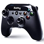 #LightningDeal Wireless Pro Controller Compatible with Switch/Switch Lite Console, Remote Gamepad with Dual Shock, Motion Control