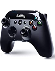 Wireless Pro Controller Compatible with Switch Console, Remote Gamepad with Dual Shock, Motion Control