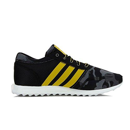 Scarpe adidas – Los Angeles nero/giallo/bianco formato: 40 2/3