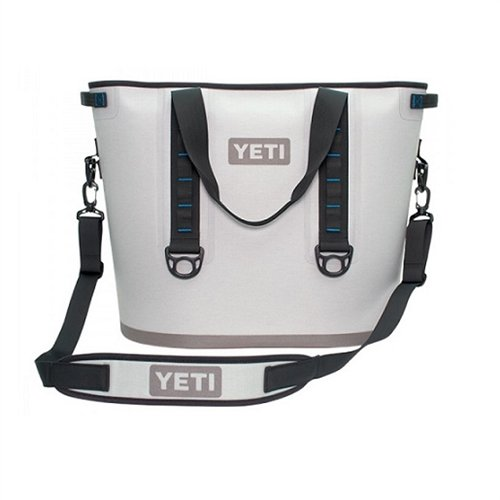 yeti blue hopper coolers - 1
