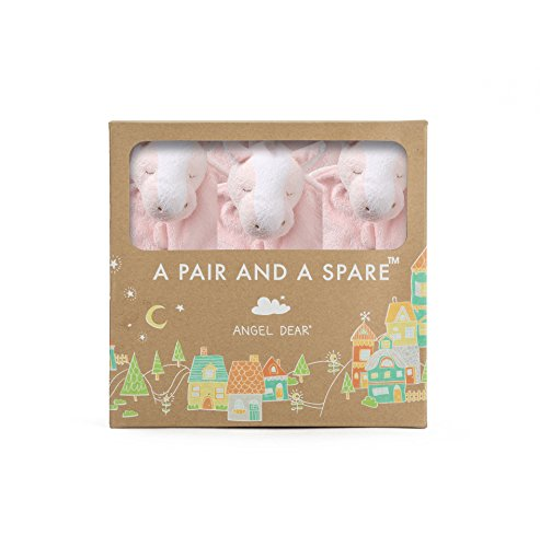Angel Dear Pair And A Spare, Pink Pony by Angel Dear