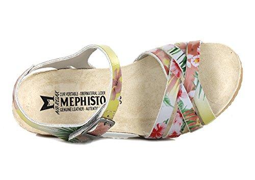 Lanny Scratch3478 Sandales Calzature Rose Mephisto wqXZCx7