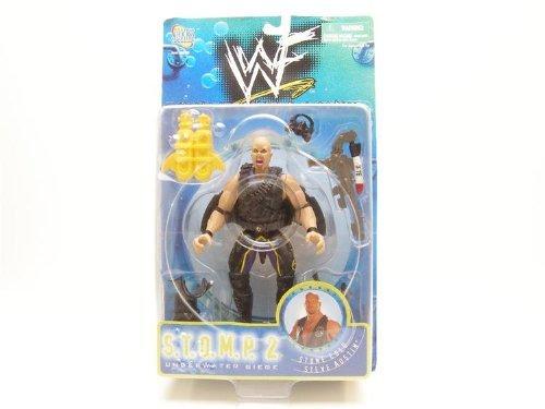 WWF - S.T.O.M.P. 2 - Underwater Siege - Stone Cold Steve Austin figure
