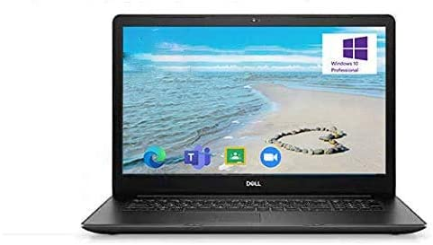 """Dell Inspiron 17 3793 Premium 17.3"""" FHD Business Laptop Intel Quad-Core i5-1035G1 32GB RAM 512GB SSD 1TB HDD DVD WiFi HDMI Online Class Webcam for Business and Students Windows 10 Pro"""