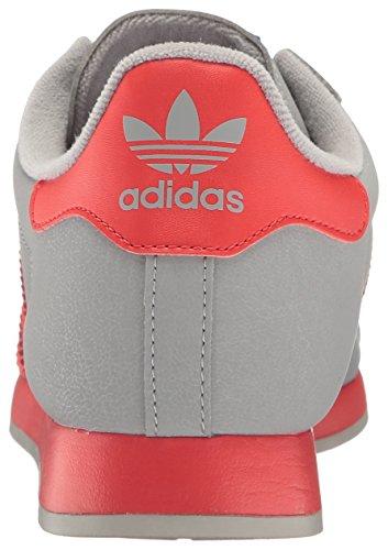 Adidas Originals Mens Samoa Retrò Sneaker Mid Papavero Grigio / Satellitare