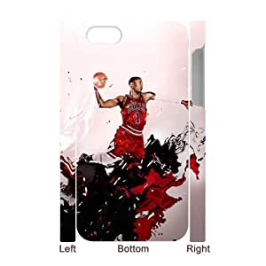 C-EUR Diy hard Case Derrick Rose customized 3D Case For HTC One M7 Cover