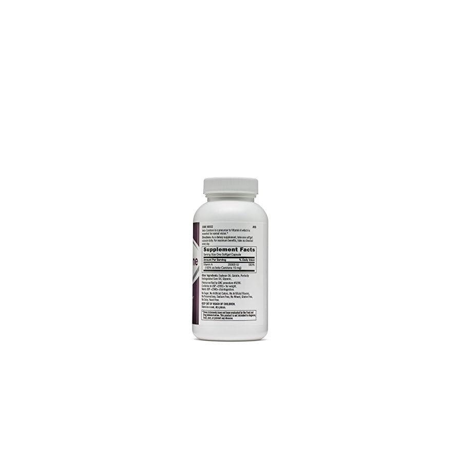 GNC A Z Beta Carotene 15, Softgel Capsules, 360 ea