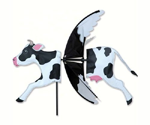 28 In. Flying Cow by Premier Kites