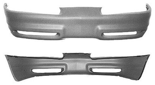 Oldsmobile Intrigue Front Bumper Cover - 7