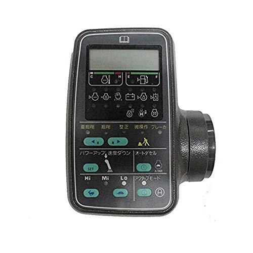 Monitor LCD Display Panel 7834-70-6101 for Komatsu Excavator PC210-6 PC220-6 PC230-6
