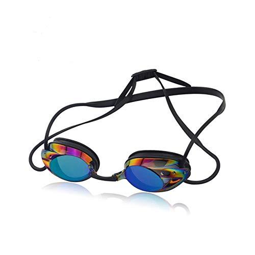 Gearu Sports Swim Goggles #1 Thrive 2.0, Mirrored Anti Fog Lens, No Leaking, Swimming Goggles for Women Men and Kids