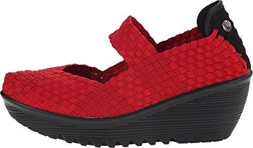 Bernie Mev Womens Lulia Casual Shoe Red Size 36 EU (5-5.5 M US Women)