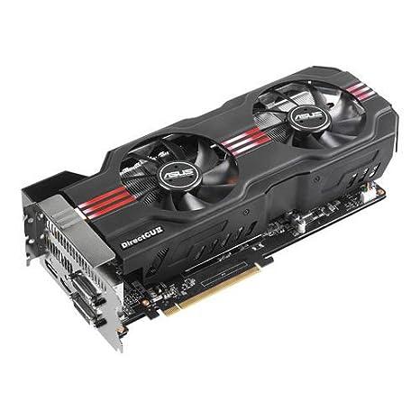 ASUS GTX680-DC2O-2GD5 NVIDIA GeForce GTX 680 2GB - Tarjeta gráfica (Activo, ATX, NVIDIA, GeForce GTX 680, GDDR5-SDRAM, PCI Express 3.0)